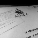 Correspondance avec l'Etat Impérial d'Iran (1937)