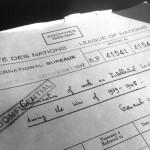 L'activité 1939-1945, fin de course
