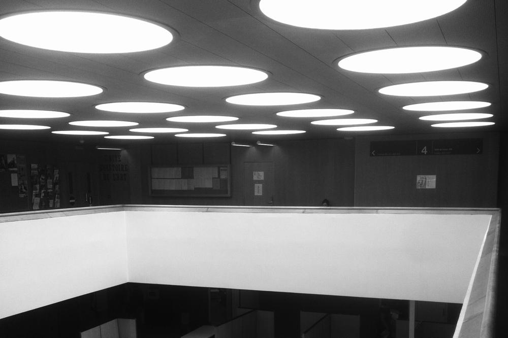 Ambiance : Uni Dufour, où se déroule la conférence
