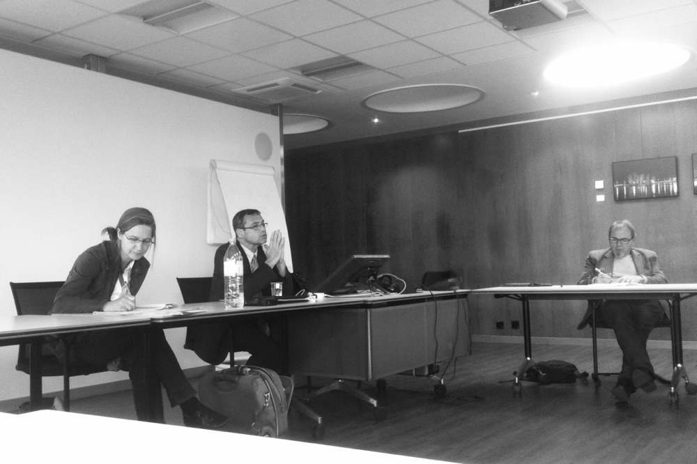 Bruno Bachimont, conférence à l'Université de Genève