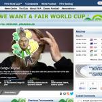 Sepp Blatter dansant la samba