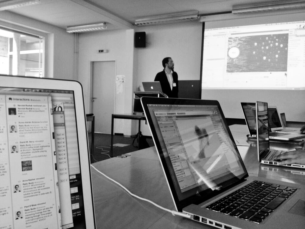 Gephi workshop at University of Bern