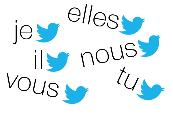 Conjugaison Twitter