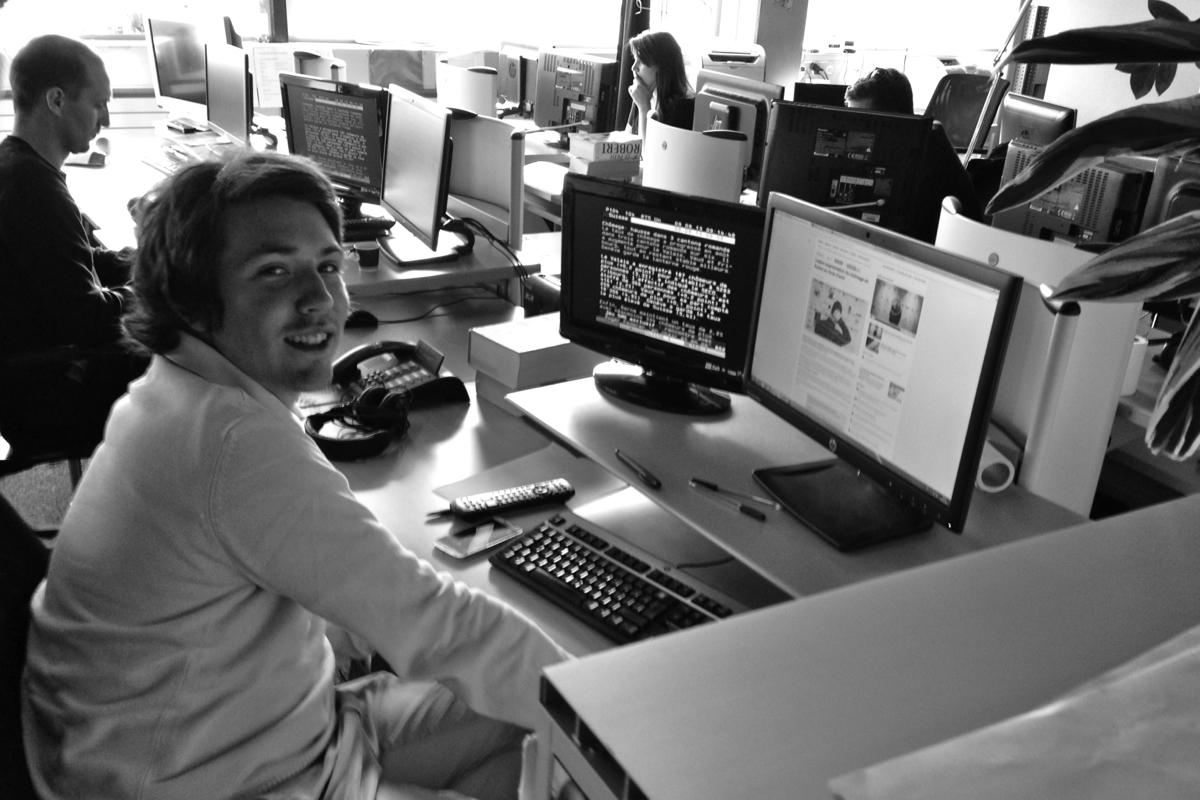Rédaction web (Adrien Schnarrenberger)