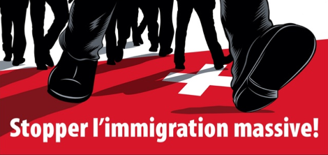 Initiative UDC pour stopper l'immigration massive