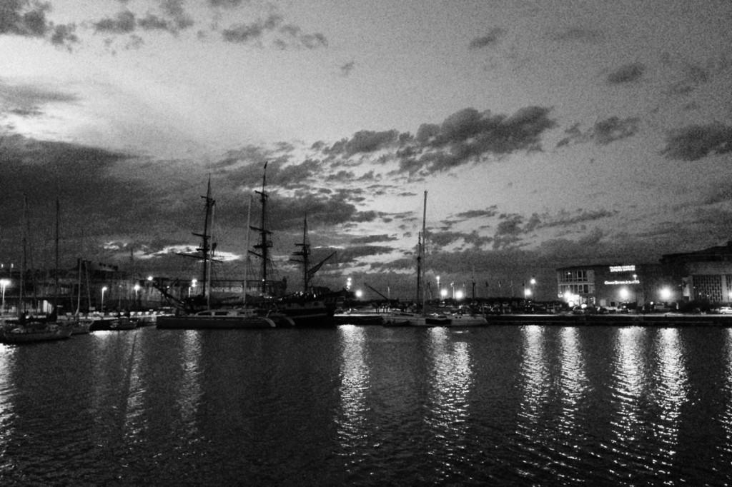 Le port de St-Malo