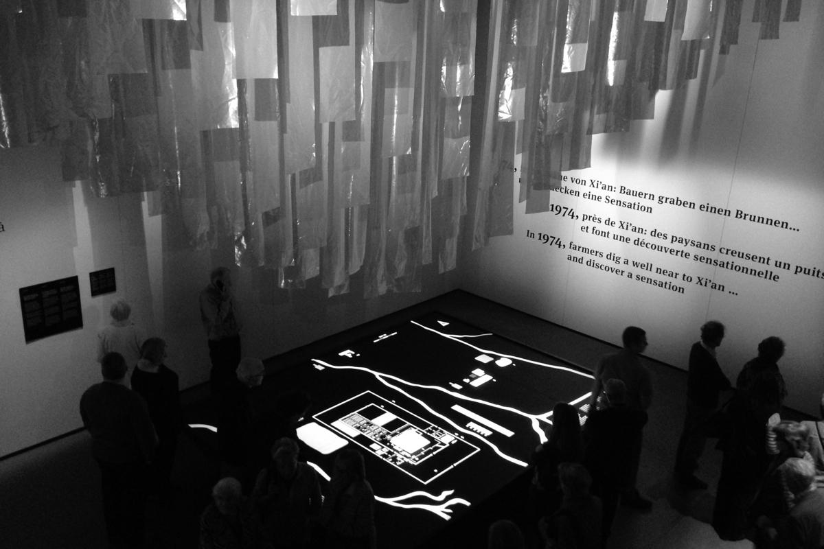 Exposition Qin, Musée historique de Berne