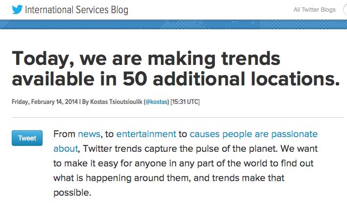 TwitterTrendingTopics