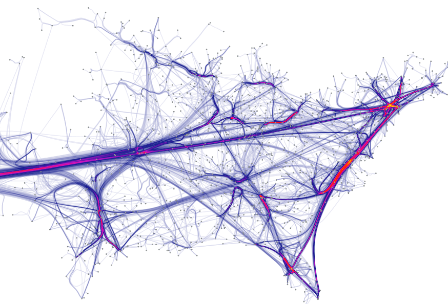 Flights network
