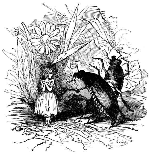 Illustration de la Poucette d'Andersen (CC Wikimedia)